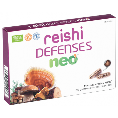 REISHI DEFENSES NEO